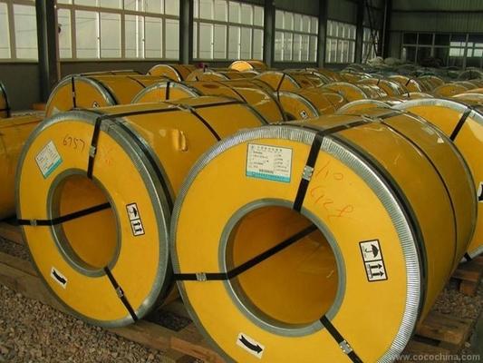 Chine 316 L 321 430 430L ont laminé à froid la surface des bobines 2B d'acier inoxydable avec la largeur de 1000mm 1219mmen ventes